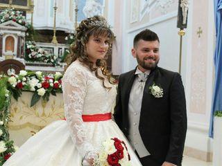Le nozze di Antonia e Emilio