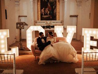 Le nozze di Charlotte e Gabriele