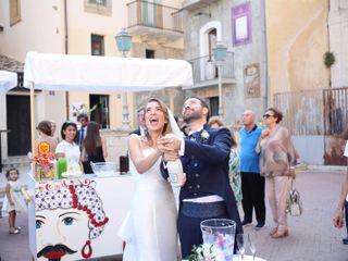 Le nozze di Concetta e Luigi