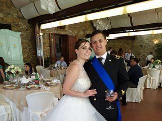 Le nozze di Lisa e Ottavio 1