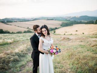 Le nozze di Natalia e Mattia