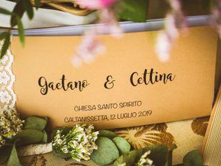 Le nozze di Cettina e Gaetano 1