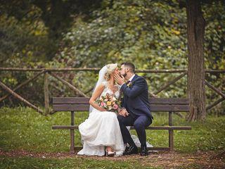 Le nozze di Leandro e Skaiste