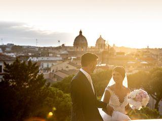 Le nozze di Daniele e Giorgia