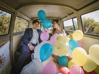 Le nozze di Catia e Paolo