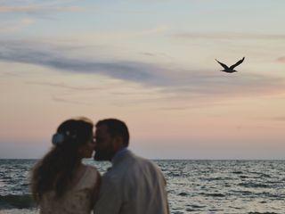 Le nozze di Silvana e Alexandru 1