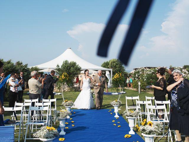Il matrimonio di Nicola e Agnese a Oristano, Oristano 14