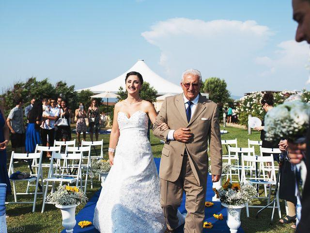 Il matrimonio di Nicola e Agnese a Oristano, Oristano 15