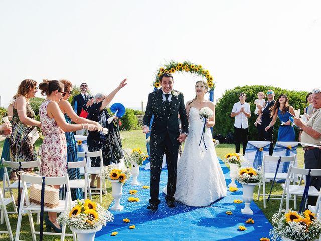 Il matrimonio di Nicola e Agnese a Oristano, Oristano 22