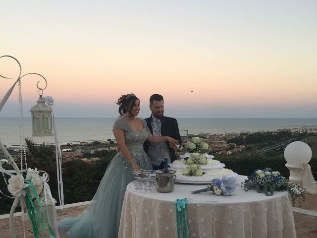 Il matrimonio di Michele e Martina a Sant'Elpidio a Mare, Fermo 3