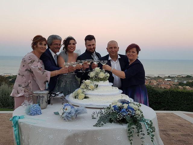 Il matrimonio di Michele e Martina a Sant'Elpidio a Mare, Fermo 6