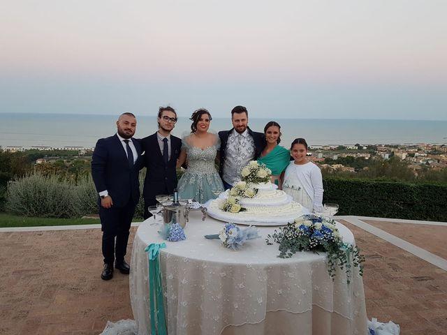Il matrimonio di Michele e Martina a Sant'Elpidio a Mare, Fermo 8