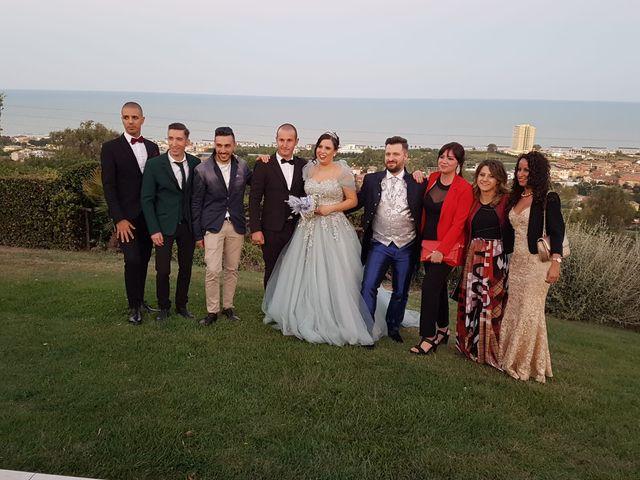 Il matrimonio di Michele e Martina a Sant'Elpidio a Mare, Fermo 9