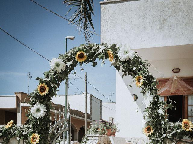 Il matrimonio di Gianluca e Carolina a Gallipoli, Lecce 11