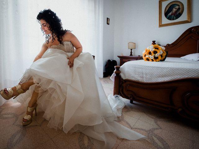 Il matrimonio di Gianluca e Carolina a Gallipoli, Lecce 16