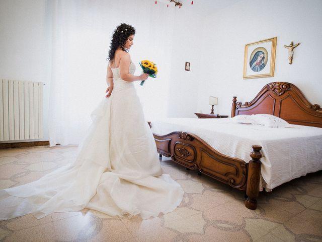 Il matrimonio di Gianluca e Carolina a Gallipoli, Lecce 19