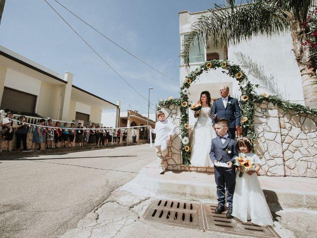 Il matrimonio di Gianluca e Carolina a Gallipoli, Lecce 20