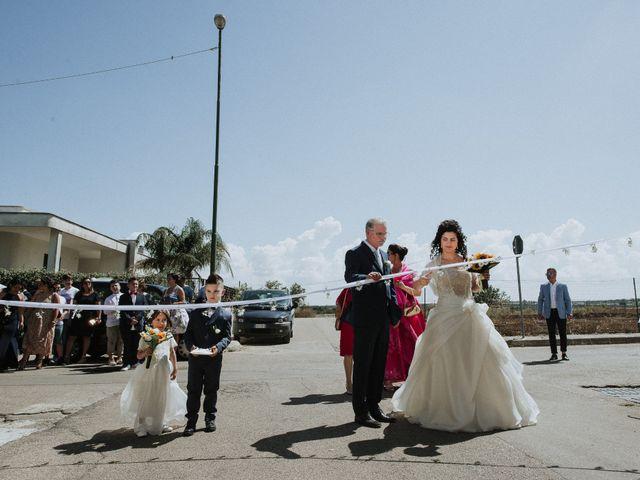 Il matrimonio di Gianluca e Carolina a Gallipoli, Lecce 21