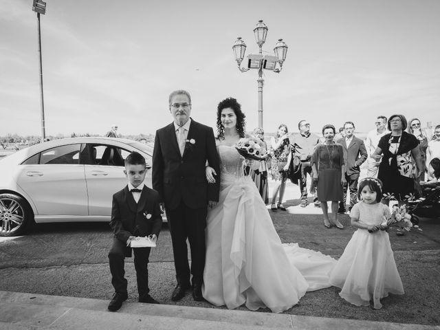 Il matrimonio di Gianluca e Carolina a Gallipoli, Lecce 22