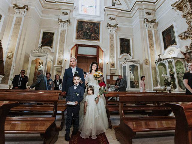 Il matrimonio di Gianluca e Carolina a Gallipoli, Lecce 25