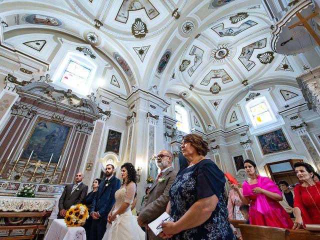 Il matrimonio di Gianluca e Carolina a Gallipoli, Lecce 27