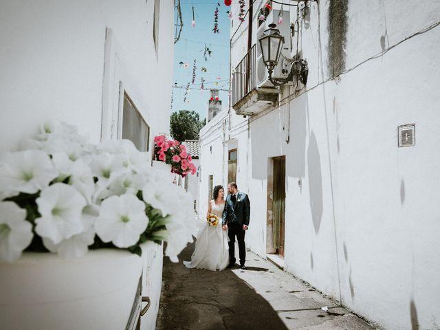 Il matrimonio di Gianluca e Carolina a Gallipoli, Lecce 32