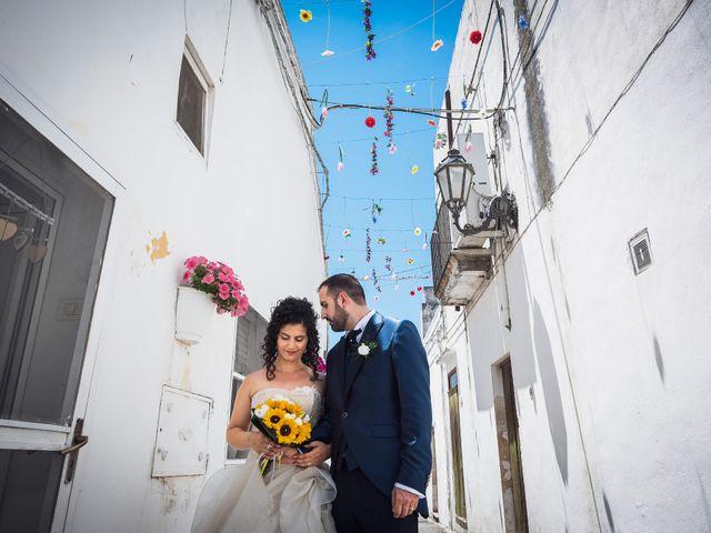 Il matrimonio di Gianluca e Carolina a Gallipoli, Lecce 33