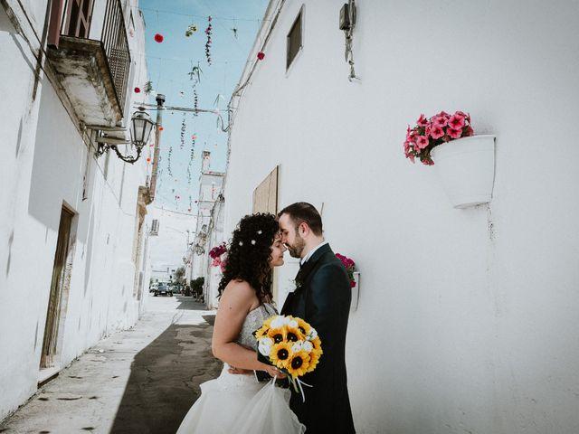 Il matrimonio di Gianluca e Carolina a Gallipoli, Lecce 35