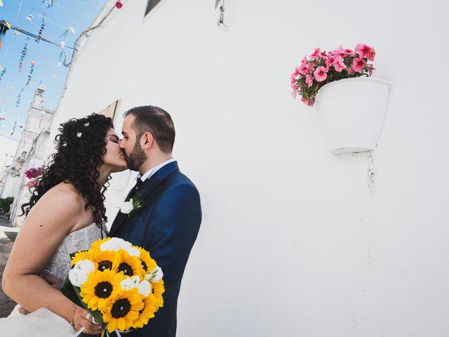 Il matrimonio di Gianluca e Carolina a Gallipoli, Lecce 36