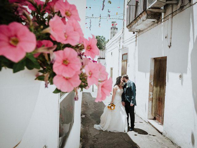 Il matrimonio di Gianluca e Carolina a Gallipoli, Lecce 37