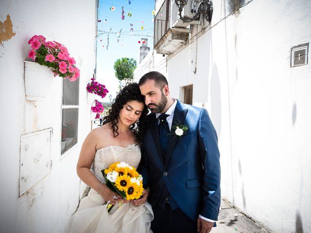 Il matrimonio di Gianluca e Carolina a Gallipoli, Lecce 38