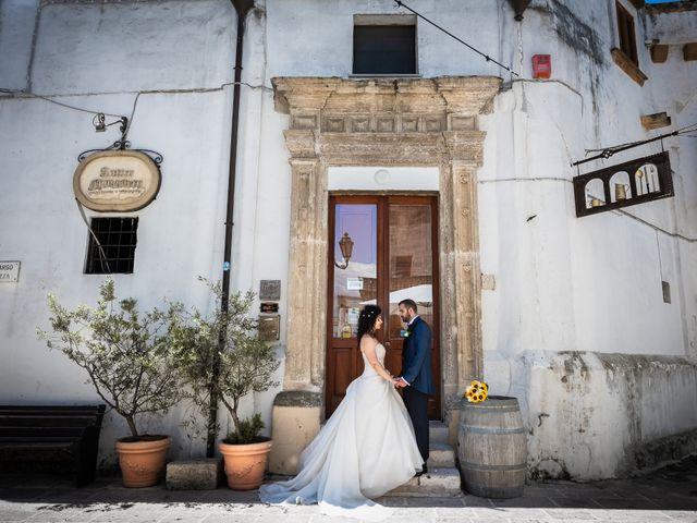 Il matrimonio di Gianluca e Carolina a Gallipoli, Lecce 39