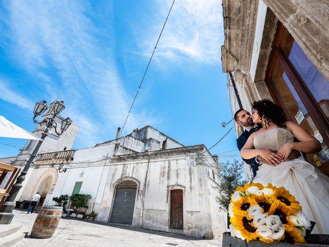 Il matrimonio di Gianluca e Carolina a Gallipoli, Lecce 41