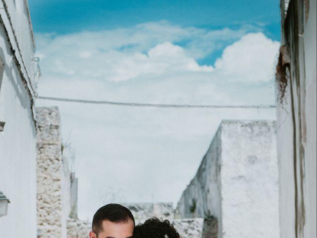 Il matrimonio di Gianluca e Carolina a Gallipoli, Lecce 43