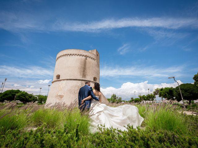 Il matrimonio di Gianluca e Carolina a Gallipoli, Lecce 46