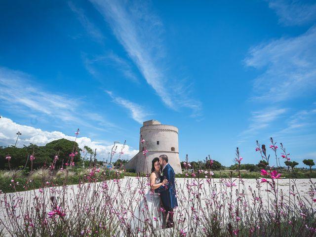 Il matrimonio di Gianluca e Carolina a Gallipoli, Lecce 48
