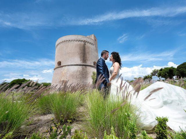 Il matrimonio di Gianluca e Carolina a Gallipoli, Lecce 51