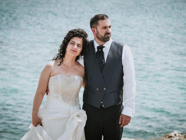 Il matrimonio di Gianluca e Carolina a Gallipoli, Lecce 55