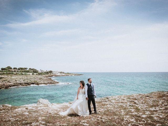 Il matrimonio di Gianluca e Carolina a Gallipoli, Lecce 56