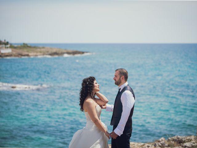 Il matrimonio di Gianluca e Carolina a Gallipoli, Lecce 57