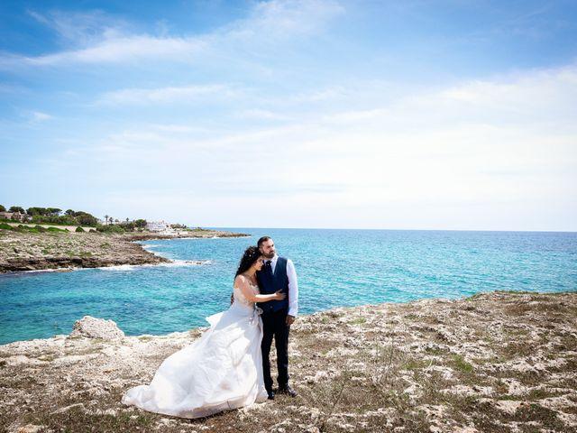 Il matrimonio di Gianluca e Carolina a Gallipoli, Lecce 58