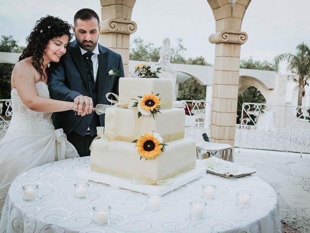 Il matrimonio di Gianluca e Carolina a Gallipoli, Lecce 67