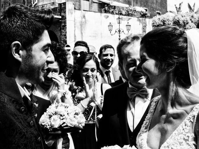 Il matrimonio di Francesco e Federica a Riposto, Catania 9
