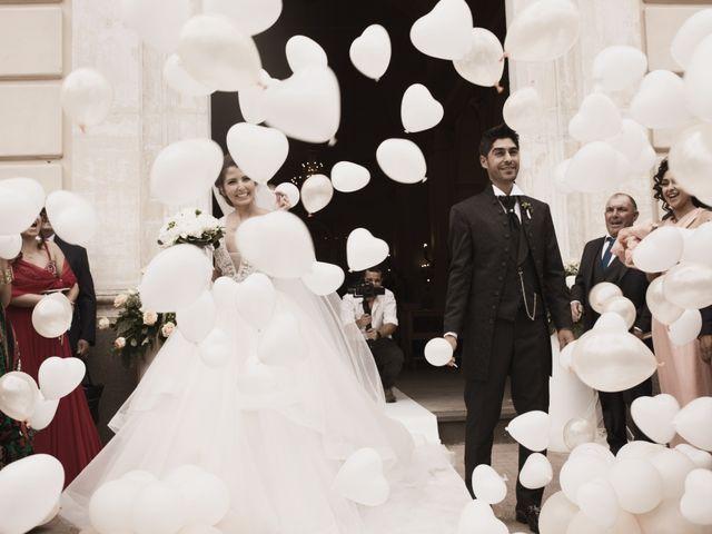 Il matrimonio di Francesco e Federica a Riposto, Catania 27