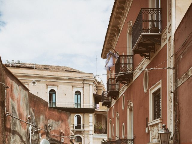 Il matrimonio di Francesco e Federica a Riposto, Catania 28