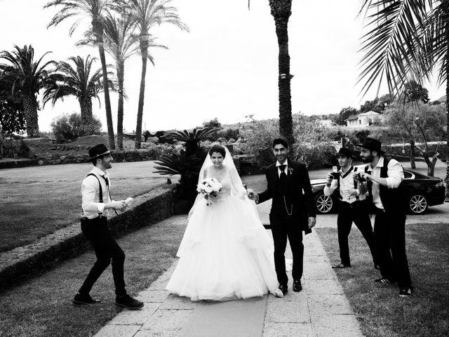 Il matrimonio di Francesco e Federica a Riposto, Catania 31