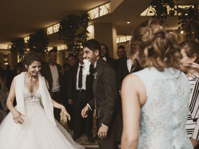 Il matrimonio di Francesco e Federica a Riposto, Catania 39