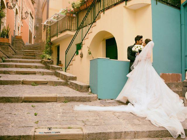 Il matrimonio di Francesco e Federica a Riposto, Catania 40