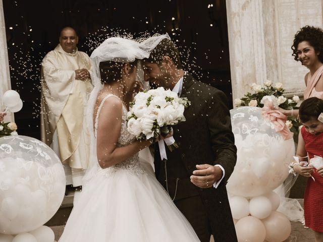 Il matrimonio di Francesco e Federica a Riposto, Catania 44