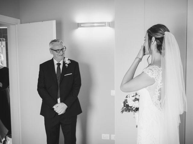 Il matrimonio di Samuele e Giulia a Trebaseleghe, Padova 21